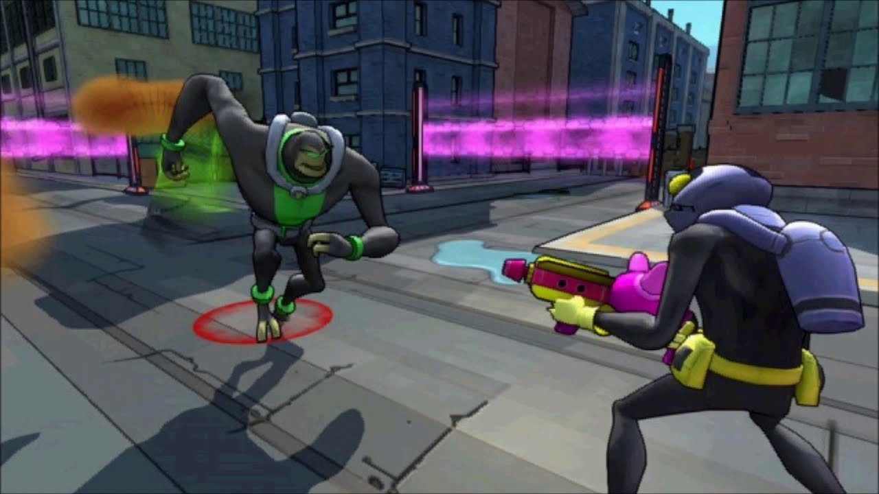 Ben 10 Omniverse™ 2 Game | PS3 - PlayStation