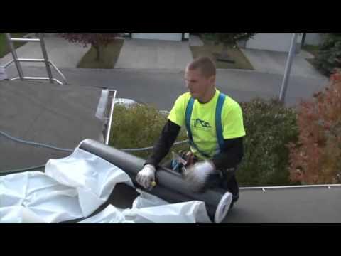 Merit Roofing Of Calgary Installation Video Www.meritroofing.ca 403 560 4649
