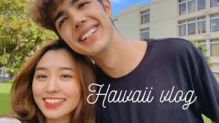 [TRAVEL VLOG] 혼혈 남자친구랑 HAWAII …