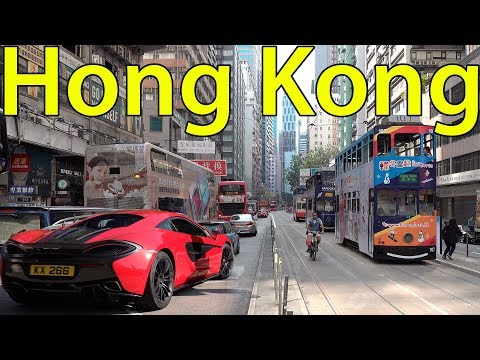 Hong Kong 4K. Interesting Facts about Hong Kong: Protests, P