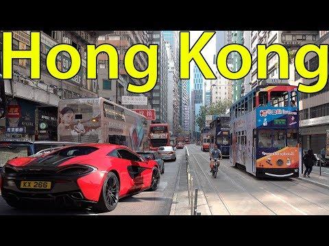 Hong Kong 4K.