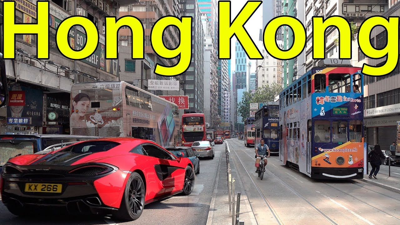 Hong Kong 4K. Interesting Facts about Hong Kong: Protests, People and Cuisine