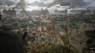 CALL OF DUTY WW2 - VERY SMALL MULTIPLAYER TEASER