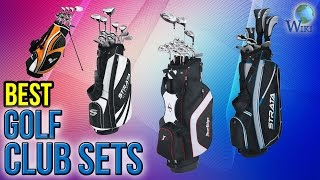 10 Best Golf Club Sets 2017