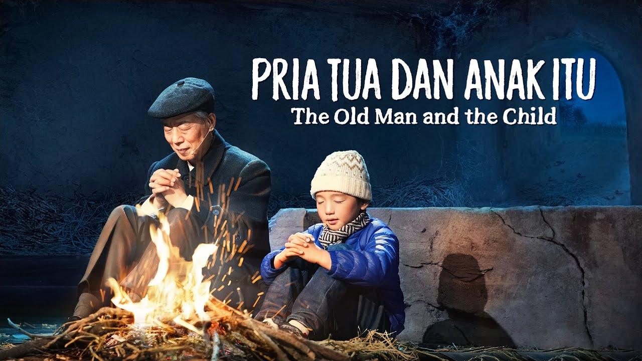 """Drama panggung """"Pria Tua dan Anak itu"""" Kisah nyata penganiayaan yang dialami oleh orang Kristen"""