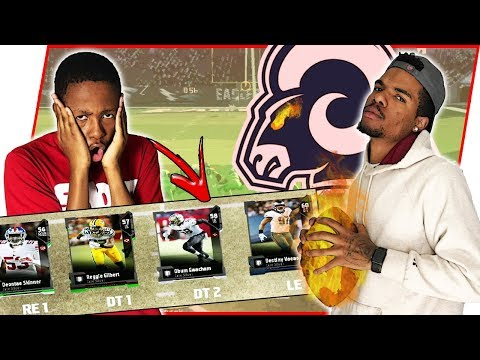 CAN TRENT FINALLY STOP JUICE'S HOT STREAK AGAINST ALL ODDS?!! - MUT Wars Season 2 Ep.33
