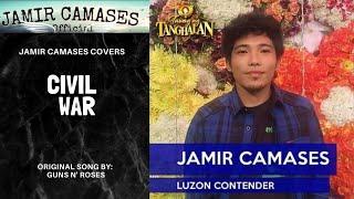 Civil War - Jamir Camases (Cover)