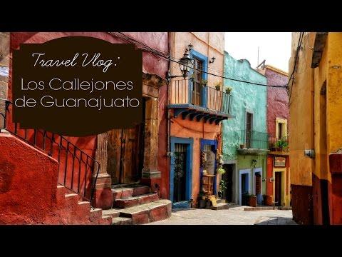 TRAVEL VLOG || Los Callejones de Guanajuato, Mexico