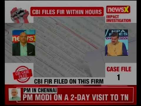 PNB scam: NewsX exposes companies availing various credit facilities from OBC b/w 2007-12