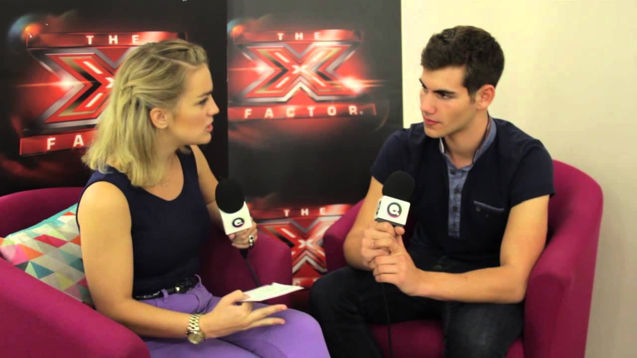 who is nicole from x factor dating