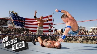 Tribute to the Troops Team-ups: WWE Top 10, Dec. 17, 2018