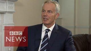 Tony Blair: How I heard about 7/7 attacks - BBC News