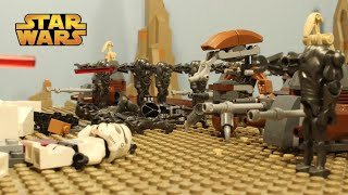 Cover images LEGO Cyclops - Star Wars the Clone Wars Part II - Stopmotion (1/2)