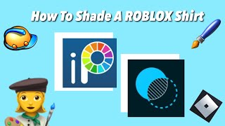 COMMENT À SHADE A ROBLOX SHIRT ON MOBILE