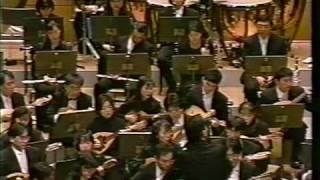 交響詩「ローマの松」 3/4 3) ジャニコロの丘の松 マンドリン合奏