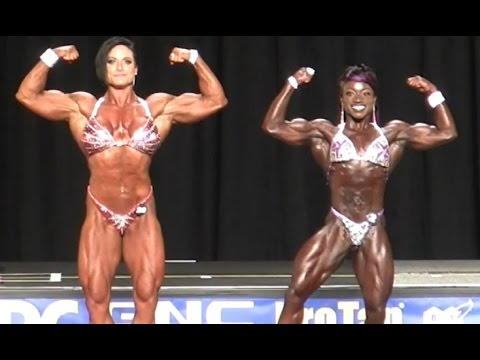 2016 NPC Nationals Women's Bodybuilding Overall