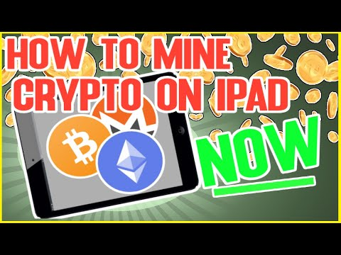 How To Mine Crypto On Ios Apple IPhone IPad!  How To Mine Cryptocurrency Easy On Mobile!