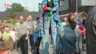 Opening Groene Schoolplein Cazemierschool Oudleusen gem. Dalfsen