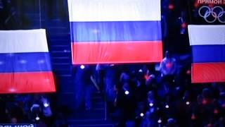 Игры Сочи-2014 Триумф в лыжной эстафете! Весь пьедестал у Россиян!