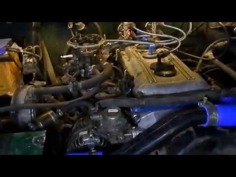 патрубки,замена. ваз 2107 - YouTube