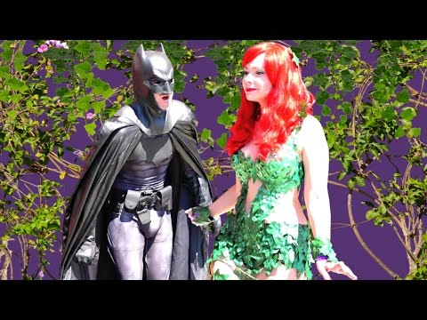 Batman Arkham Knight Poison Ivy Cutscenes & Prison Cell Dialogue from YouTube · Duration:  5 minutes 16 seconds