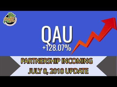 ✅Quantum (QAU) - Big Pimp and Massive Gains - Tokens.net partnership