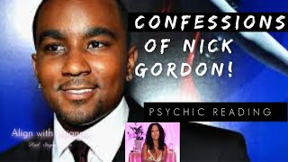 TELL MY STORY: DID NICK GORDON CONFESS? *PSYCHIC READING*