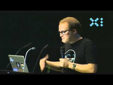re:publica 2011 - Maxwell Salzberg - Diaspora on YouTube