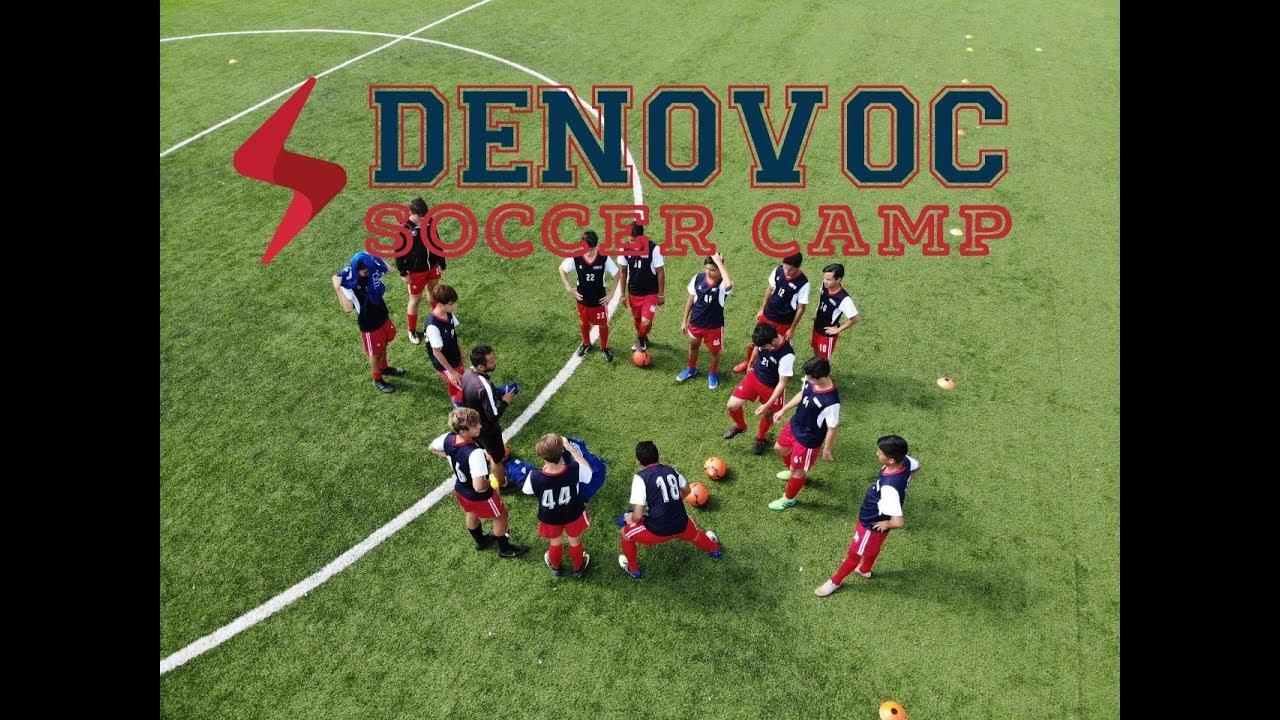 DENOVOC SOCCER CAMP - Verano 2019 Semana 2