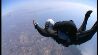 17.09.2011 - AFF (Accelerated Free Fall): fifth level