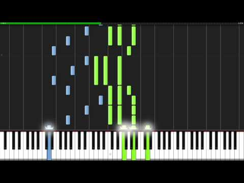 The Hanging Tree - The Hunger Games: Mockingjay [Piano Tutorial] (Synthesia)