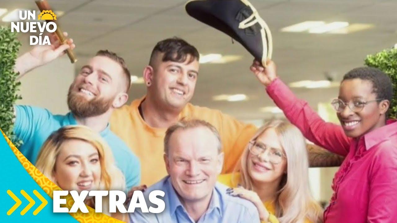 David Stevens, CEO de Admiral Group, dona 13 millones a sus empleados | Un Nuevo Día | Telemundo