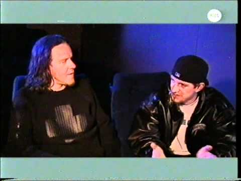 Fear Factory   Interview for Digimortal 2001