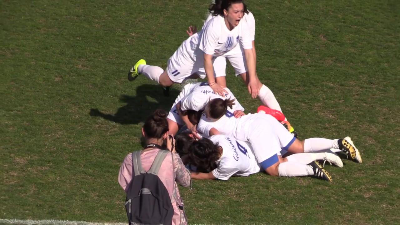 Mozzanica vs Fiorentina 1 - 0