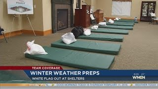 NC prepares for bitter cold, possible light snow