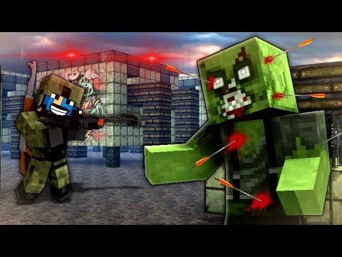 Decimation - Zombie Apocalypse - Mods - Minecraft - CurseForge