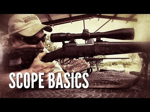 Rifle Scope Basics - Glass Class