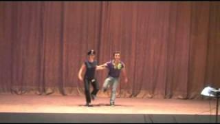 СЮСЮКС 2010 - Кирилл Смыковский и Ира Ищук (чарльстон)