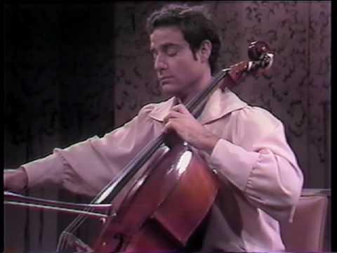 James Kreger plays The Swan by Saint-Saëns