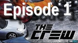 The Crew - Mode Libre Ep 1 - En route vers New york