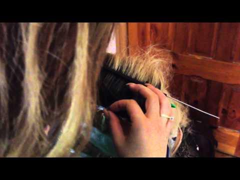 Как сделать мелирование и тонирование волос? Permesse & Matrix