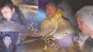 Опасная погоня по ночному Сургуту произошла накануне