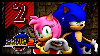 GOTTA MARRY FAST - Sonic Adventure 2 BATTLE - Part 02