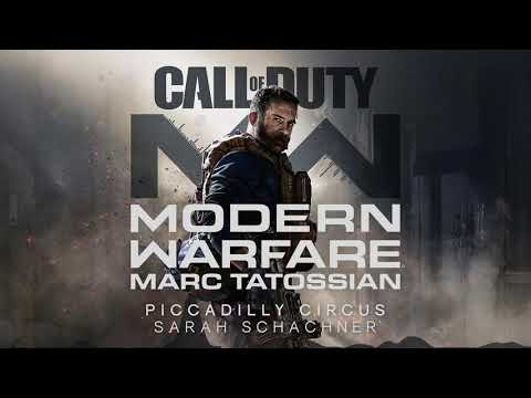 Call Of Duty Modern Warfare Soundtrack: Piccadilly Circus
