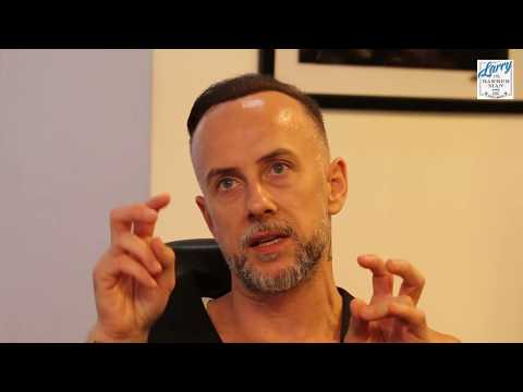 Booksy Interview: Larry the Barberman and Adam 'Nergal' Darski from Barberian Academy