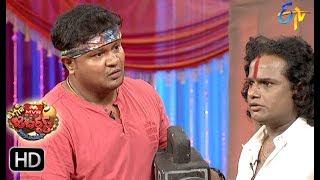 Bullet Bhaskar, Sunami SudhakarPerformance   Extra Jabardasth    6th July 2018   ETV  Telugu