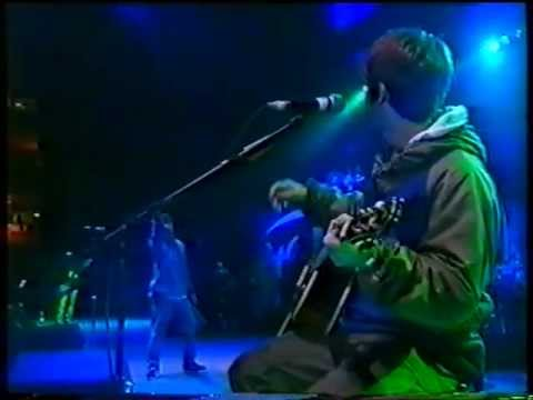 Oasis - Whatever (Live at Maine Road; Manchester, UK 28-04-1996)