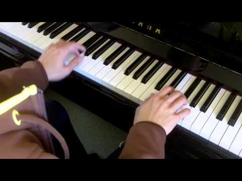 ABRSM Piano 2013-2014 Grade 3 A:1 A1 CPE Bach Allegro in G H.328 Performance
