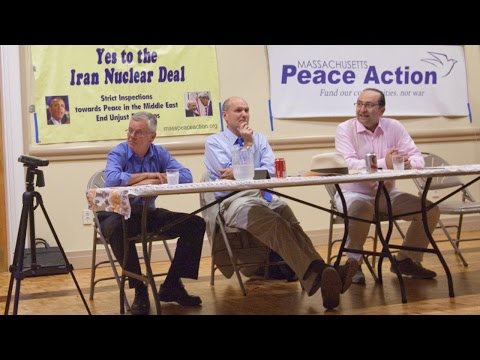 """The Iran Deal: A Step Toward Re-imagining the Middle East"" Panel Discussion"