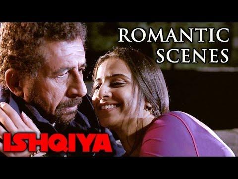 Romantic Scenes From Ishqiya - Naseeruddin...